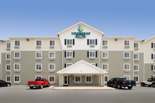 WoodSpring Suites, Johnson City TN