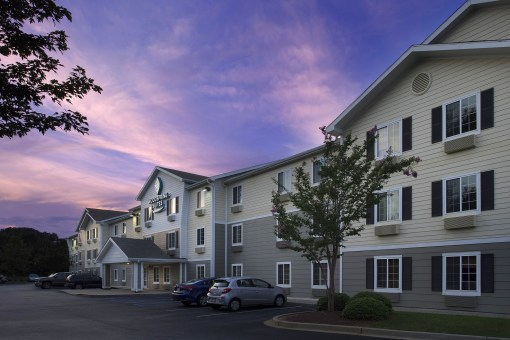 Woodspring Suites, Duncan SC