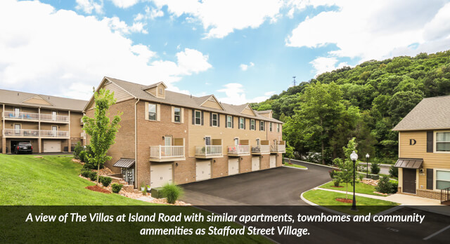 Announcing Stafford Street Village Townhomes, Bristol, Tennessee.