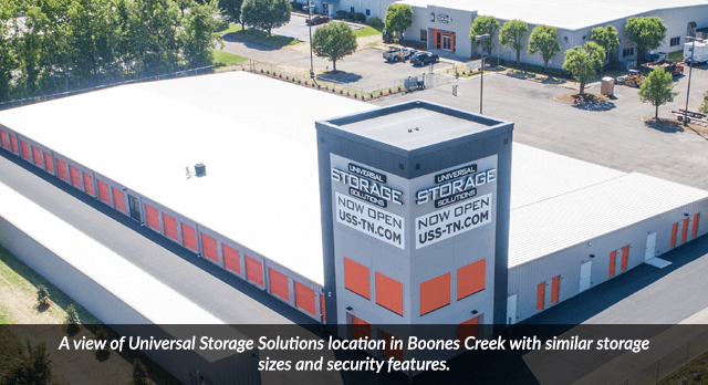 Announcing Universal Storage Solutions in Bristol, Tennessee.