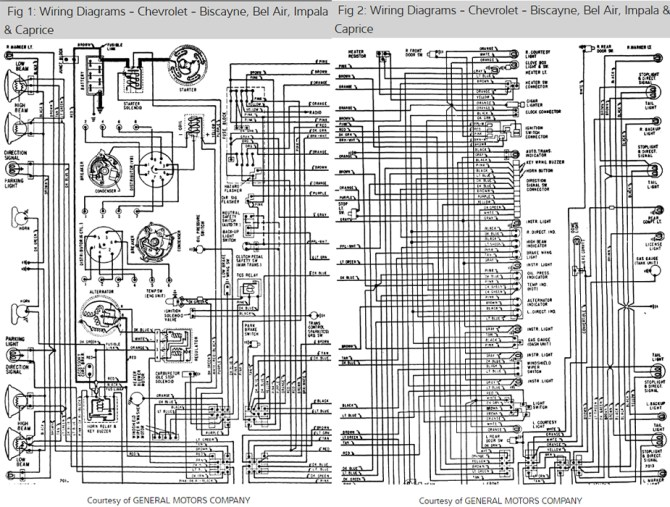 then vs now what's in a wiring diagram  mitchell 1