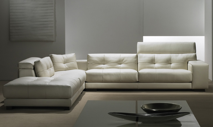 Tufted Sofas Add Some TUFT LOVE To Contemporary Interiors
