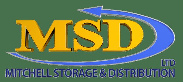 Mitchell Storage & Distribution (MSD)_3dlogo