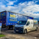 MSD Site 2 Operation : Storage / Haulage / XDP Depot Leicestershire