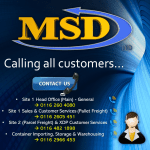 Contacting MSD via telephone via our new dedicated phone lines across all our sites (read more)