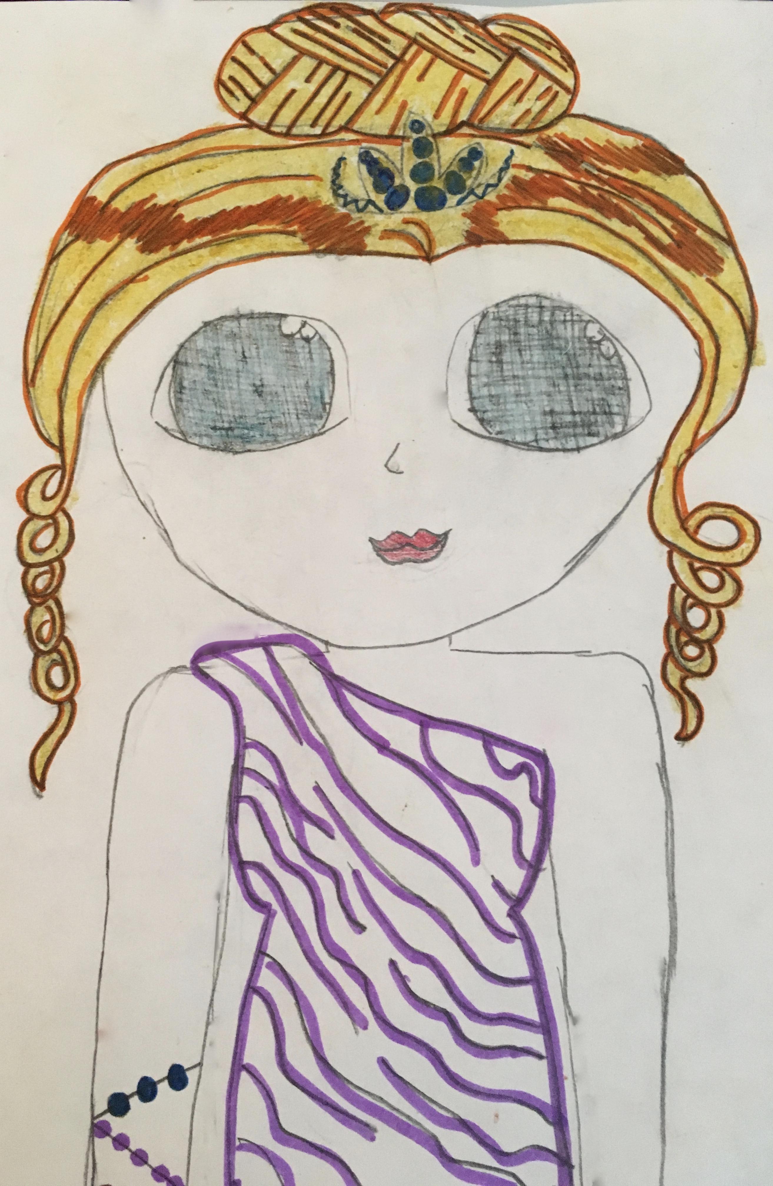 Aphrodite Mitchell Homeschool Portfolio