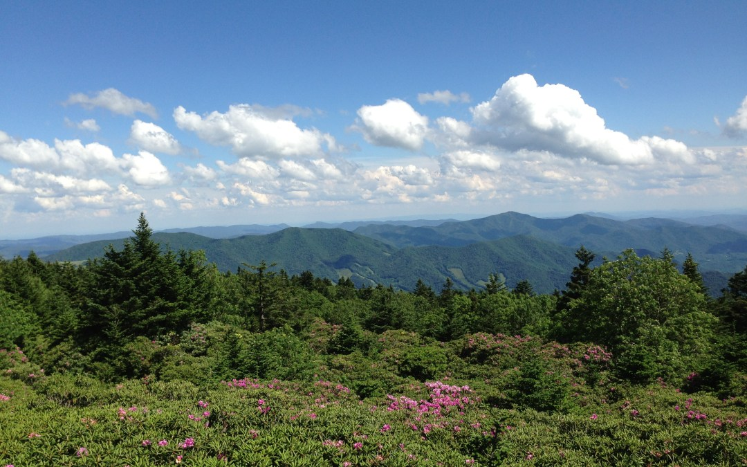 Getting to the Roan was an Adventure