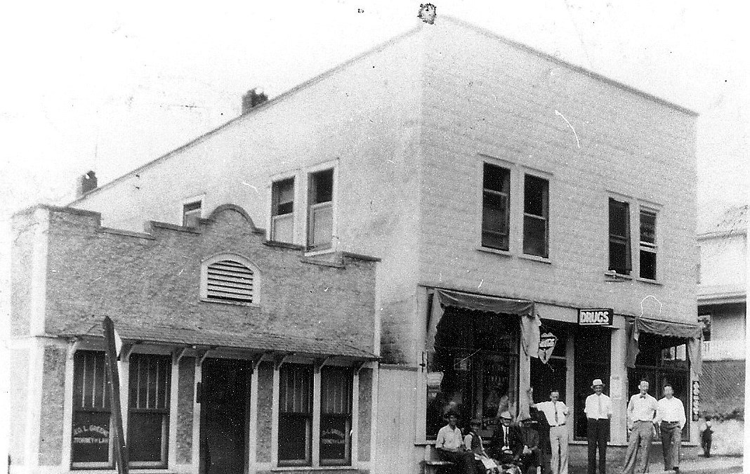 The Greene Building in Bakersville