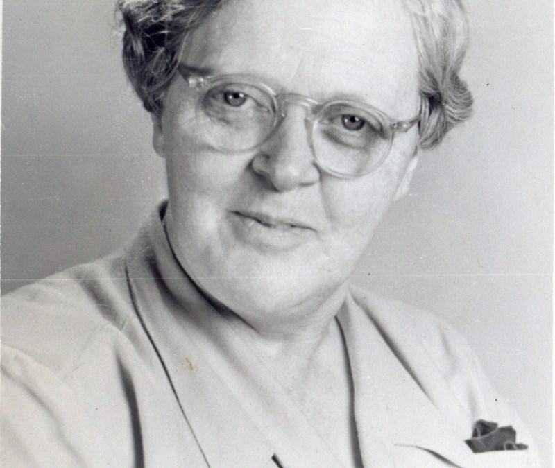A Tribute to Mrs. Ruby Wiseman Deyton