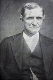 Stephen Morgan Collis was born January 30, 1818, most likely near Morganton in Burke County, to John and Hannah P. Buchanan Collis, who were married in Rutherford County on November 24, 1796.