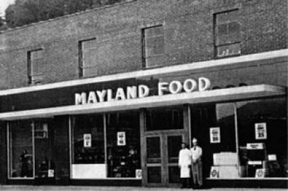 Mayland Food was located on Upper Street, across from the current location of Market on Oak.