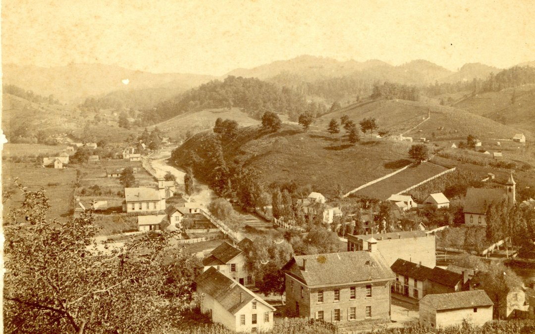 Mitchell County and the May Fresh of 1901