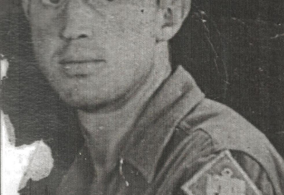 Biss Peterson ~ World War II Veteran and Prisoner of War