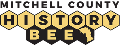 Mitchell County History Bee Logo