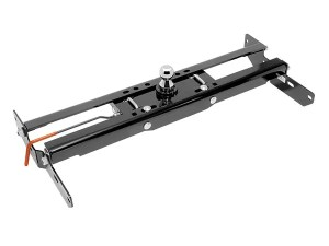 Under Bed Gooseneck Hitch