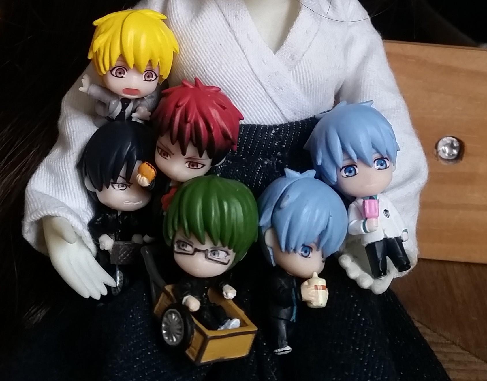 mitchie's Kuroko nendoroid