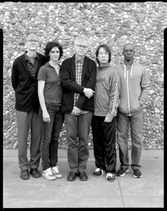 Big Sur Quintet. Photo by Monica Frisell