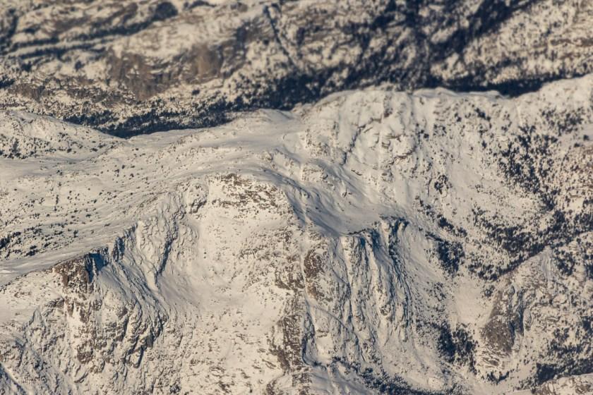 DEN-HNL photo Sierra Nevada 2