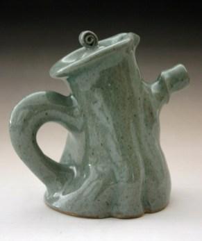 teapot celadon