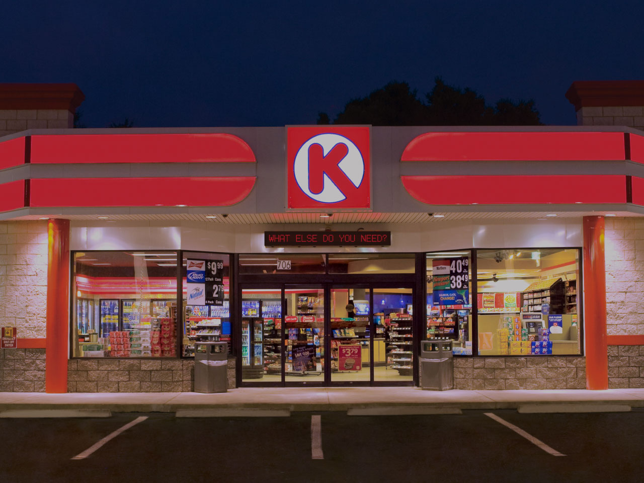 Convenience Store Front