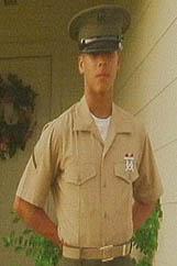 Corporal Tevan Nguyen