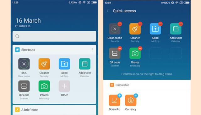 Cara Nonaktifkan App Vault di Xiaomi