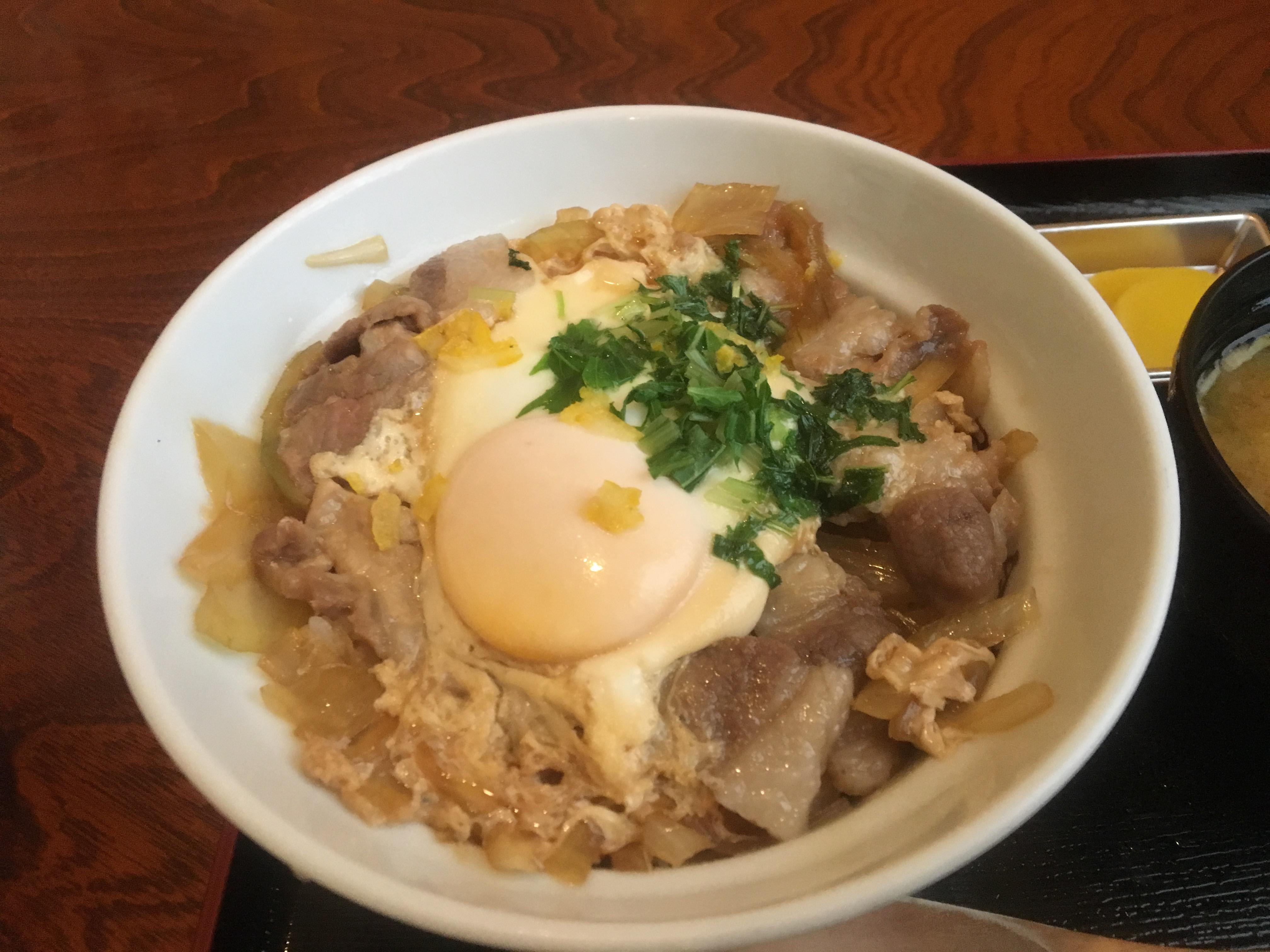 ありがとう根岸愛さん!毛呂山町 その5 美味しすぎてぶったまげ!毛呂山食堂の豚玉毛丼