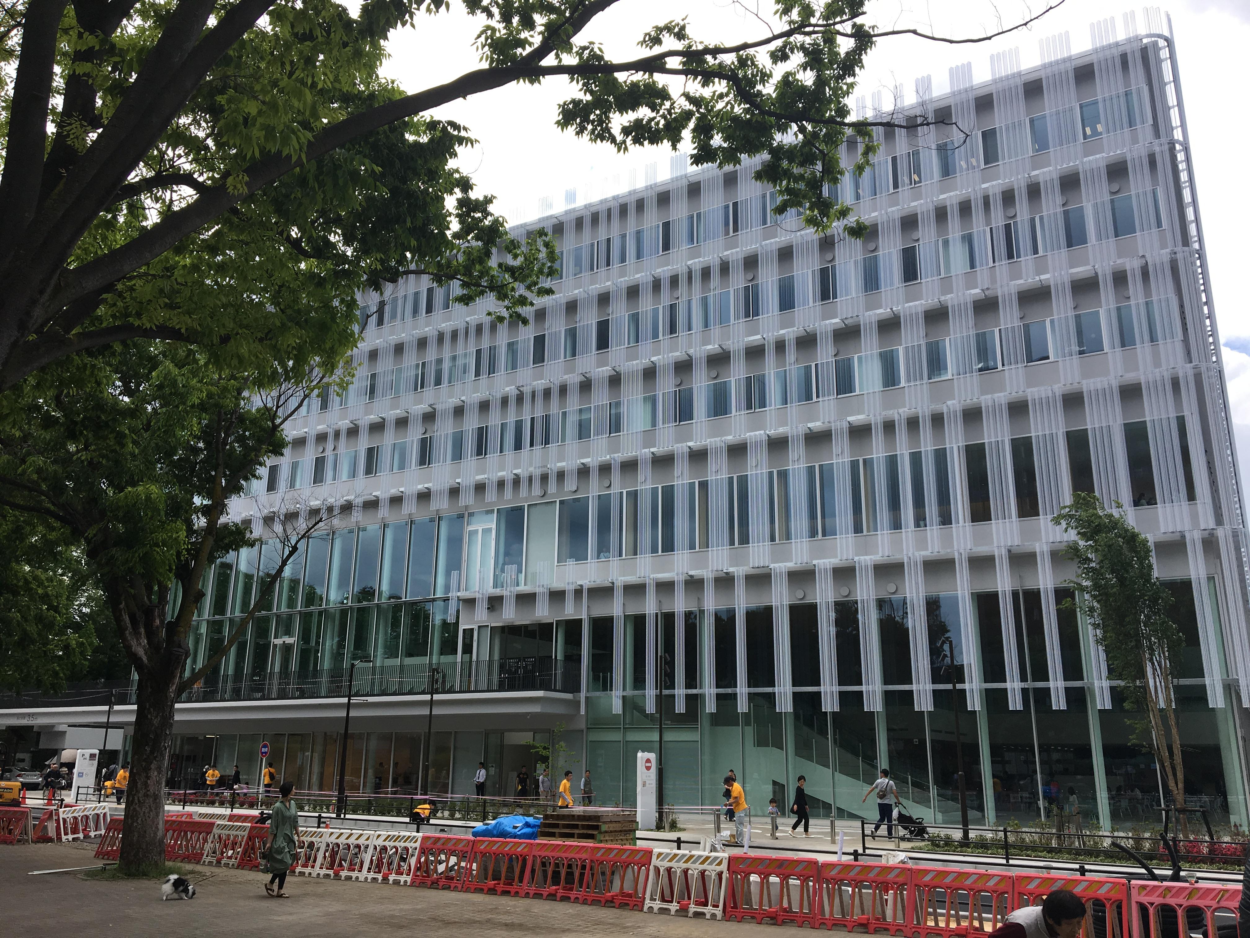誕生!令和時代の新シンボル 大宮区役所・大宮図書館新庁舎本日より供用開始