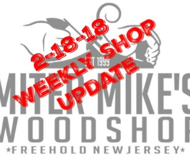 Weekly Shop Update 2-18-18