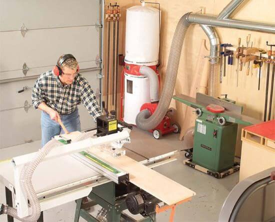 Best Woodshop Air Filtration System
