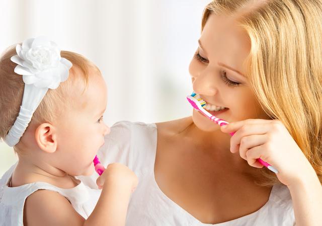 National Dental Hygiene Month!