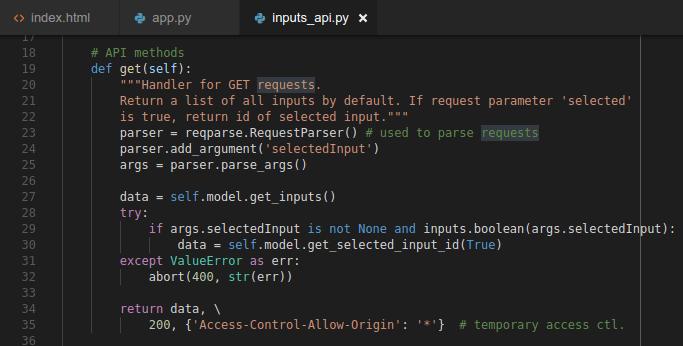 code screenshot