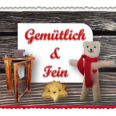 Gemütlich & Fein