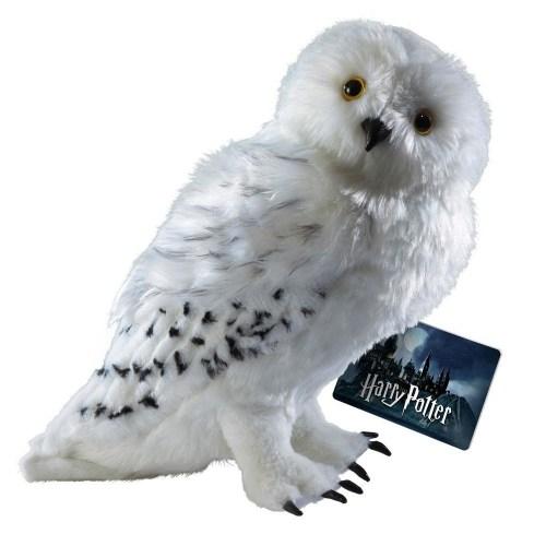 Peluche Edvige Harry Potter