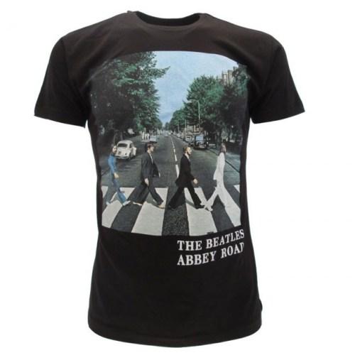T-Shirt The Beatles Abbey Road