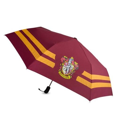 Ombrello Grifondoro Harry Potter aperto