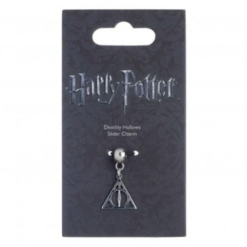 Charm Pendente Doni della Morte Harry Potter confezione