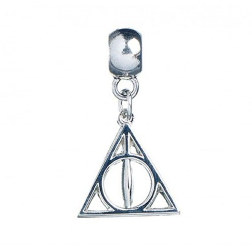 Charm Pendente Doni della Morte Harry Potter