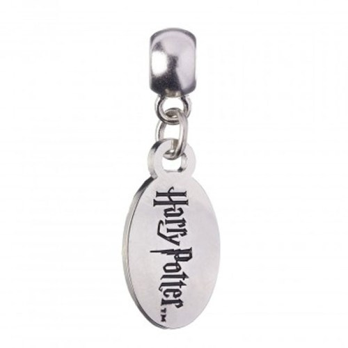 Charm Pendente placca con logo Harry Potter