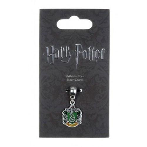 Charm Pendente Stemma Casata Serpeverde Harry Potter confezione