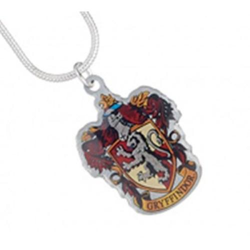 Collana con pendente di Grifondoro Harry Potter