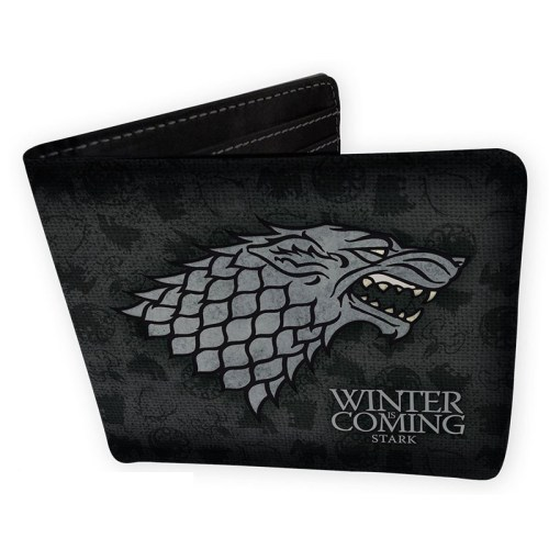 Portafoglio Stark Winter is Coming Game of Thrones