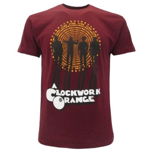 T-Shirt Arancia Meccanica