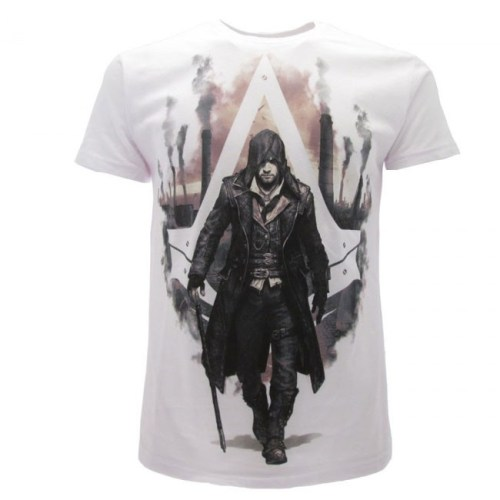 T-Shirt Assassin Creed Bianca