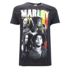 T-Shirt di Bob Marley