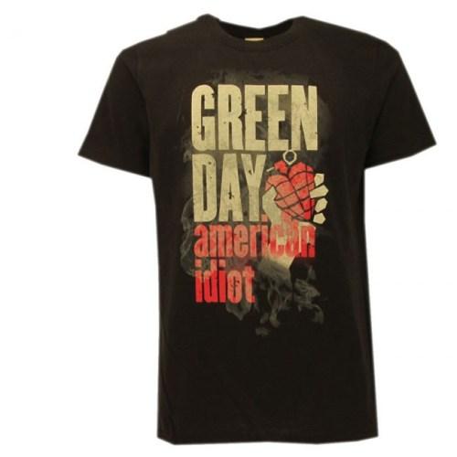T-Shirt Green Day American Idiot