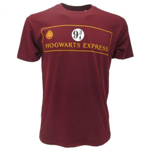 T-Shirt Hogwarts Express Platform 934 Harry Potter