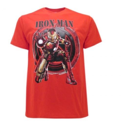 T-Shirt Iron Man