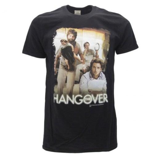 T-Shirt Hangover Una Notte da Leoni