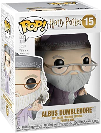 Funko Pop Albus Dumblemore Harry Potter 15
